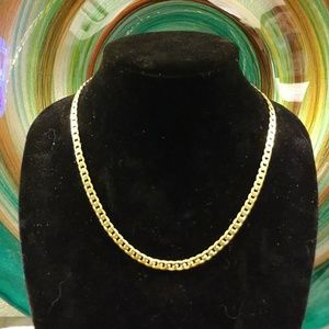 """20"""" Gold Plated Chain 18k Stamped"""